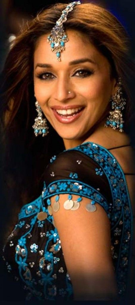 <3 Madhuri Dixit <3 - She is perfect.  No criticism here.