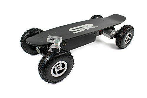 Monster tout-terrain électrique Longboard Skateboard électrique à batterie Lithium Ion