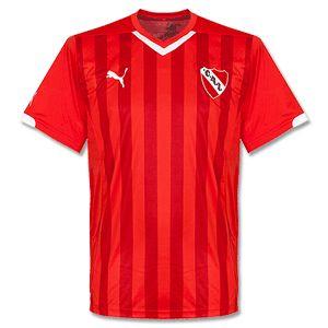 Puma Independiente Home 110th Anniversary Shirt 2014 Independiente Home 110th Anniversary Shirt 2014 2015 http://www.comparestoreprices.co.uk/football-shirts/puma-independiente-home-110th-anniversary-shirt-2014.asp