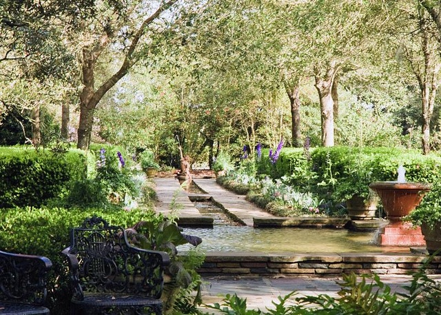 Bellingrath Gardens Mobile AL On A Clear Day Pinterest