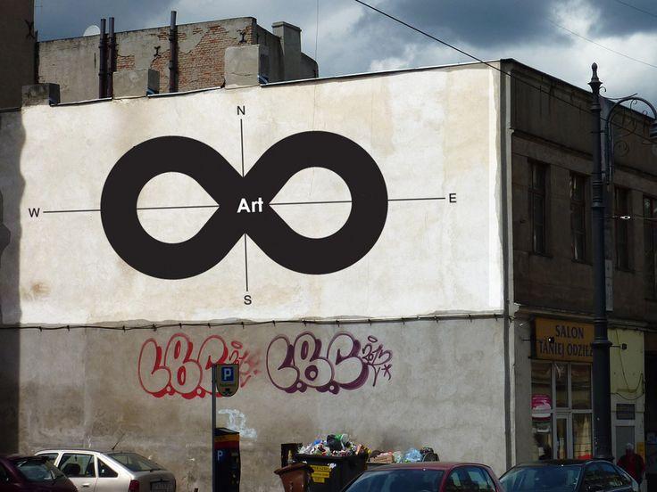 Tadeusz Piechura, Mural na kamienicy przy ulicy Nowomiejskiej 10