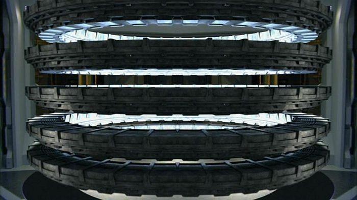 Transportation rings - Stargate