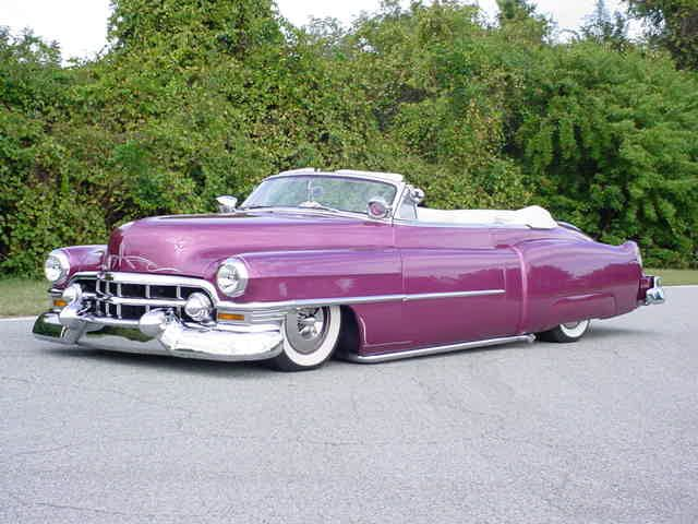 1951 Cadillac - Google Search  Natalie Petersen via ༺♥༻Simply SGA༺♥༻ onto Vintage