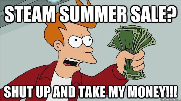 [Steam] Steam Summer Sale 2016