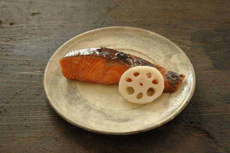 鮭のつけ焼き(幽庵焼き)