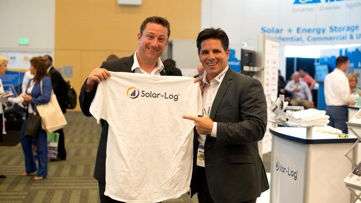 Like free stuff and new technology? Then dont miss the Solar-Log booth at Solar Canada this week! Booth 119. We will be giving demos of the Solar-Log WEB Enerest monitoring platform the latest and greatest in solar PV monitoring technology and giving away FREE SWAG! ------- #software #businessesofinstagram #shinyandnew #sun #solarenergy #solarpower #renewables #greenenergy #gogreen #international #technology #experiencematters #spotlight #innovation #giveaways #swag #freestuff