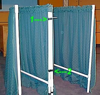 163 best hairspray jr set design images on pinterest for Portable window curtain