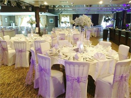 Birtley house weddings decorations