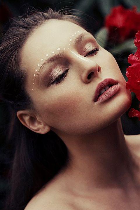 Идеи необычного макияжа для фотосессии