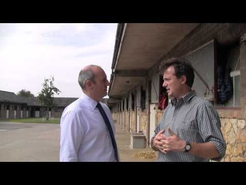 Part 4 - James Given's View Of Jockeys,Trainers and Owners To Follow Over The St Leger Festival