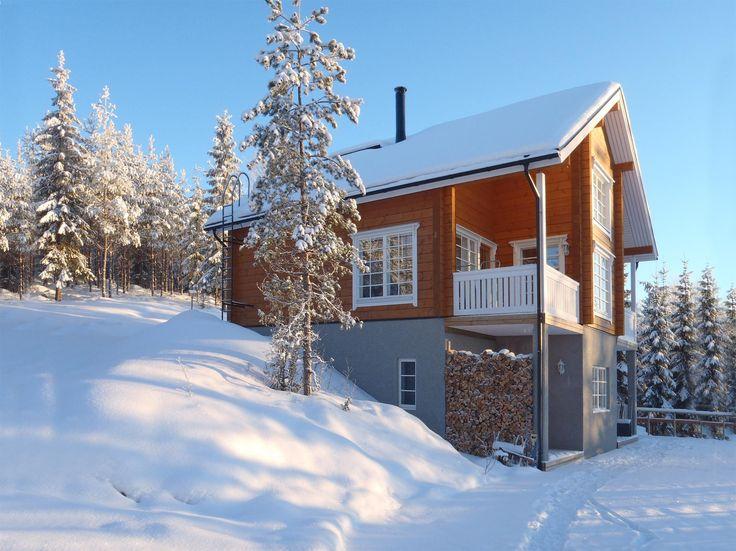 Коттедж в Восточной Финляндии