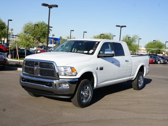 2012 Ram 2500 Laramie For Sale at Tempe Dodge Chrysler Jeep in the Tempe Autoplex!