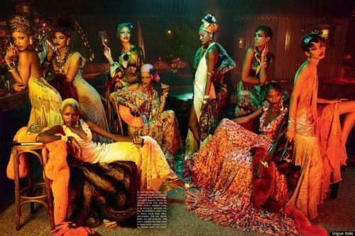 Harlem Renaissance Clothing | Harlem Renaissance Fashion | VintageBelle: February 2011