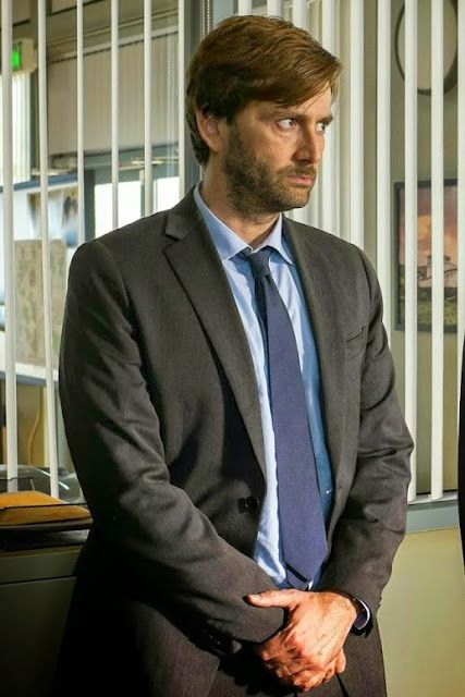 PHOTO OF THE DAY - 20th September 2015: David Tennant In Gracepoint (2014)