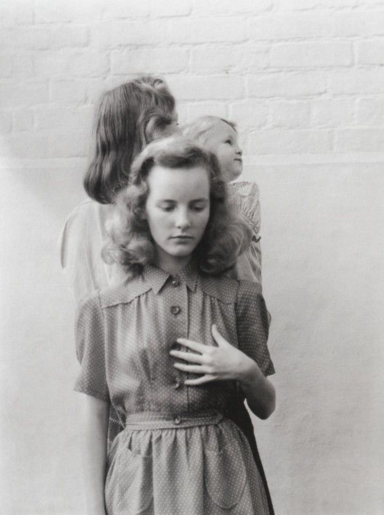 15-year-old Petula Clark in Vogue, 1947