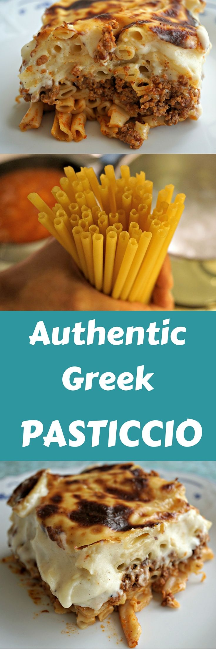 4555 best greek foods images on pinterest greek food recipes prepare this authentic greek pasticcio to bring a bit of greece to your table forumfinder Image collections