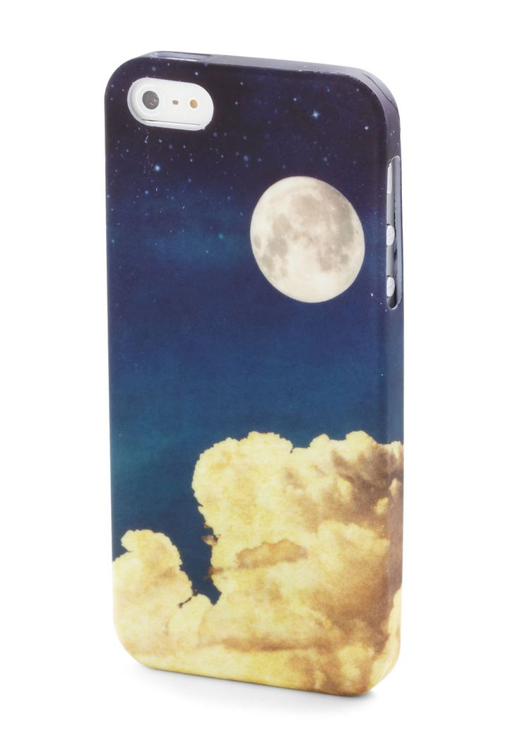 Have a Good Night iPhone 5/5S Case. This printed phone case will leave you starry-eyed. #blue #modcloth