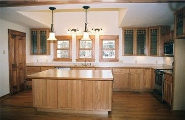 Craftsman - traditional - kitchen - other metro - A.T. Besecker Construction Inc - Windsor Windows (www.windsorwindows.com)