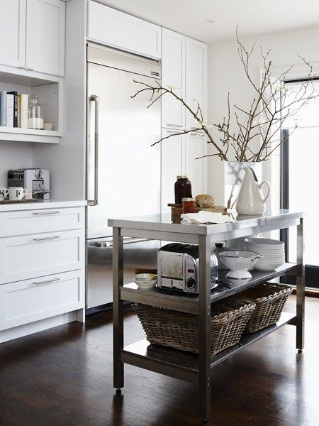Cabinetry, portable island