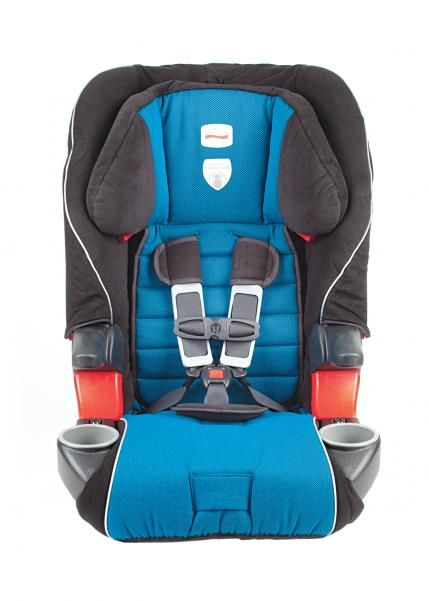 The Insurance Institute for Highway Safety (IIHS) tested 72 popular booster seat…