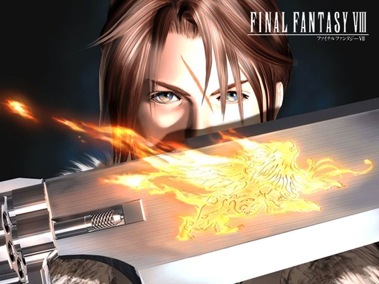 Final Fantasy 8, a game that needs more love. Your character, Squall, starts at a military academy studying to be a mercenary. The school's primary purpose is to defend against the sorceress Edea.: Finals, Final Fantasy, Squall Leonhart, Finalfantasy, Video Games, Fantasy Viii, Videogames, Anime