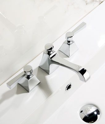 Special Finish Tapware - Michelangelo defined the art of the Renaissance era. And now Brodware has been inspired to do the same with a bathroomware range of timeless appeal.