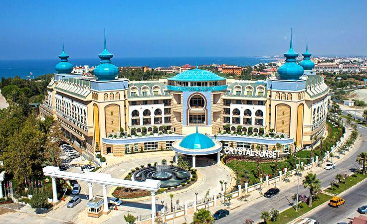 Crystal Sunset Luxury Resort & SPA - Side, Antalya Otelleri