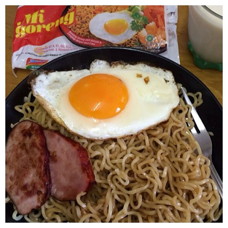 Fried Noodle - Indomie goreng