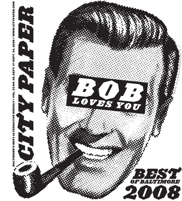 #cover of Baltimore City Paper #magazine