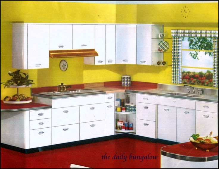 Best 17 Best Images About Vintage Kitchens On Pinterest 1930S 640 x 480