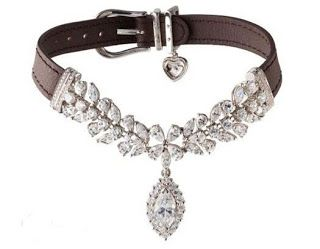 Dog Boutique, Designer Dog Clothing and Accessories for your Dog: Diamonds Are A (Girl) Dog's Best Friend