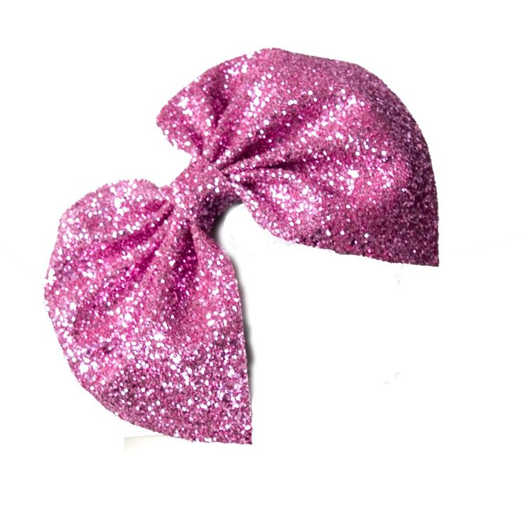 Image of Dorothy - XXL Glitter Hair Bow