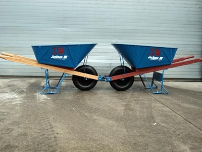 JACKSON WHEELBARROWS  Large and Durable