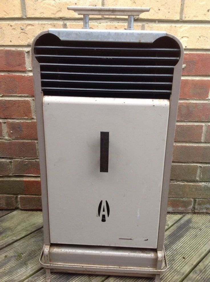 Vintage Aladdin Portable Paraffin Heater. This style of