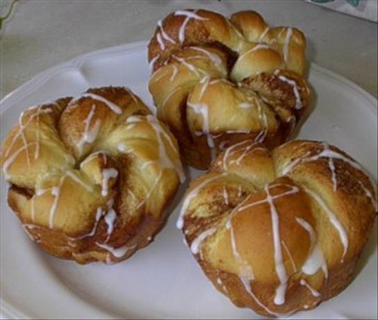 Copycat Cinnabon for the Bread Machine