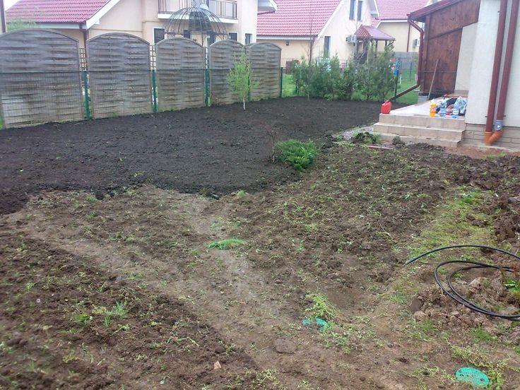 Grădinărit, horticultură și spații verzi - Gardening, horticulture and landscaping.: Îmbunătățirea solului - RO