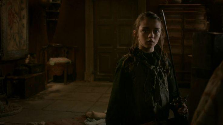 Maisie Williams Game of Thrones | Maisie Williams, Game of Thrones, Lord Snow, 01