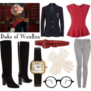 Frozen: Duke of Weselton
