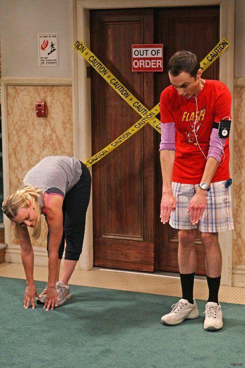 Go Sheldon go-Love this episode