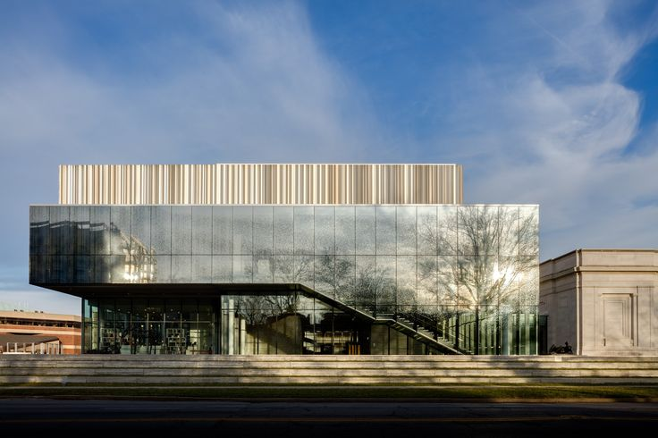 Tour the Speed Art Museum's $50 Million Expansion by wHY Photos | Architectural Digest