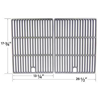Grillpartszone- Grill Parts Store Canada - Get BBQ Parts, Grill Parts Canada: Dyna Glo Cooking Grid   Replacement 2 Pack Cast Ir...