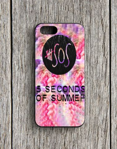 5 Second Of Summer Logo Inspired iPhone 5 | 5S Case