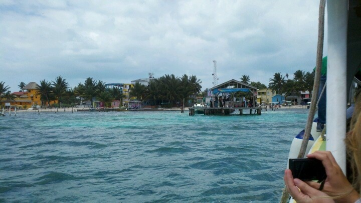 More island pics. Caye Caulker this time