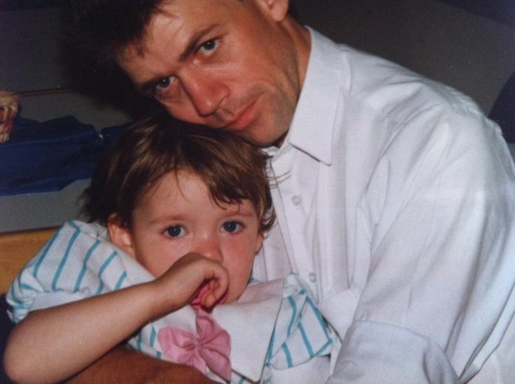 Me & my dad