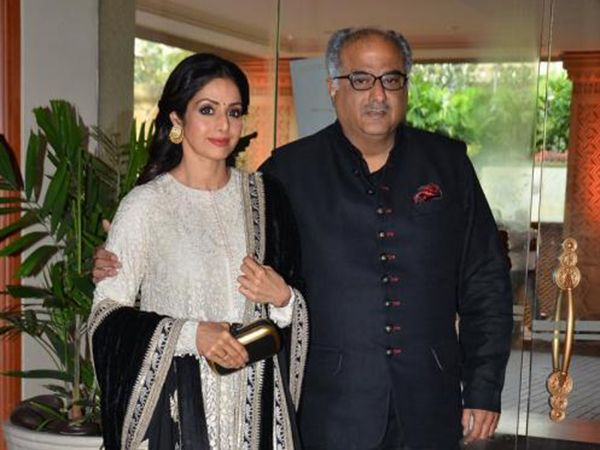 Here's how Boney Kapoor is planning to celebrate Sridevi's 50 years in the film industry