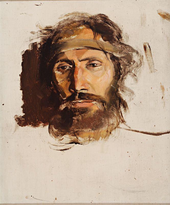 Web umenia | Ladislav Mednyánszky - Kristus