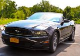 Test Drive: 2014 Ford Mustang V6 Premium Convertible