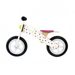 Zobacz piękny rowerek biegowy, który ucieszy każdego malucha! Wysokie rabaty! Niskie ceny! Zapraszamy!