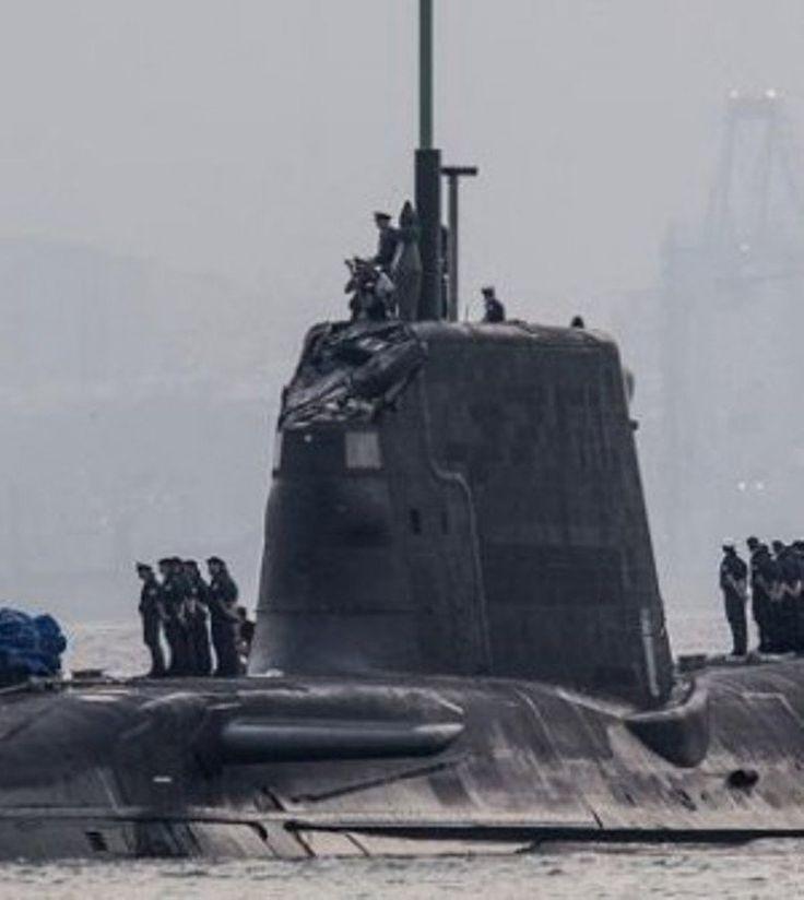 MADRID (Sputnik) — El Ministerio de Exteriores español pidió explicaciones al Gobierno británico por el incidente del submarino nuclear de la Armada Real Británica HMS Ambush, que colisionó con un buque mercante en aguas próximas a Gibraltar,...