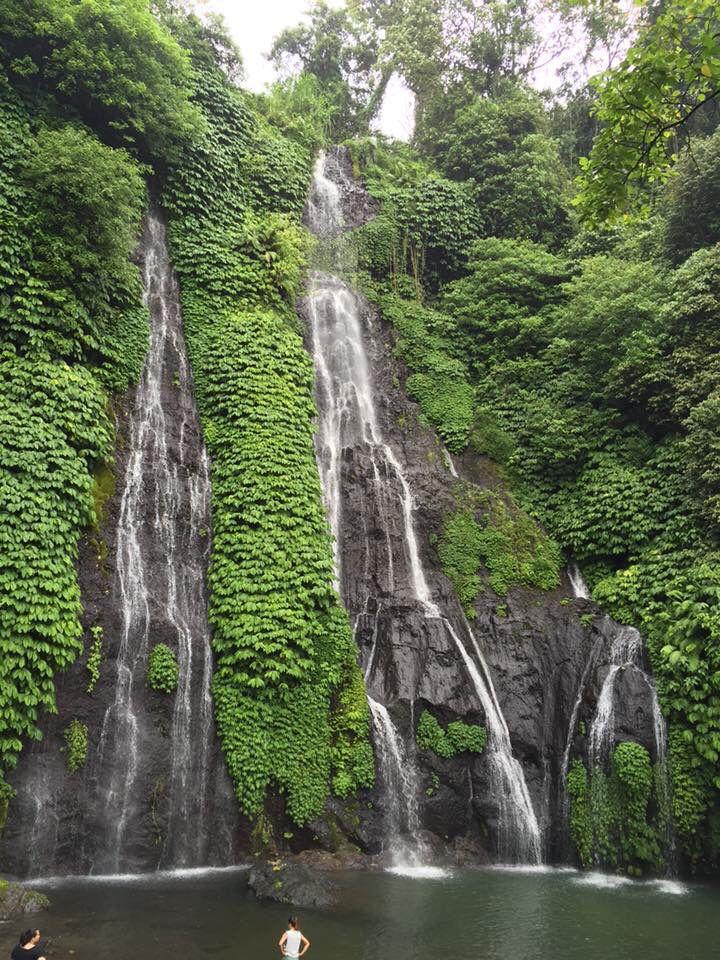 Banyumala Waterfall Is One Of Beautiful Waterfall In Bali Bali